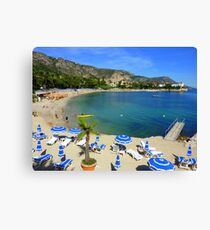 My Secret Place In The Sun Canvas Print