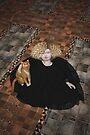 Precious on the floor by Roberta Angiolani