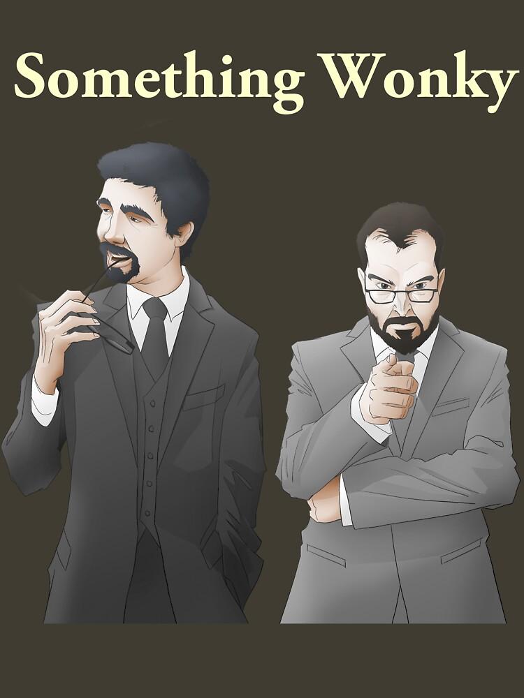 Something Wonky Logo | Unisex T-Shirt