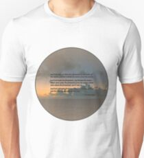 Genesis 1 6-8 Let there be a firmament in the midst of the waters T-Shirt