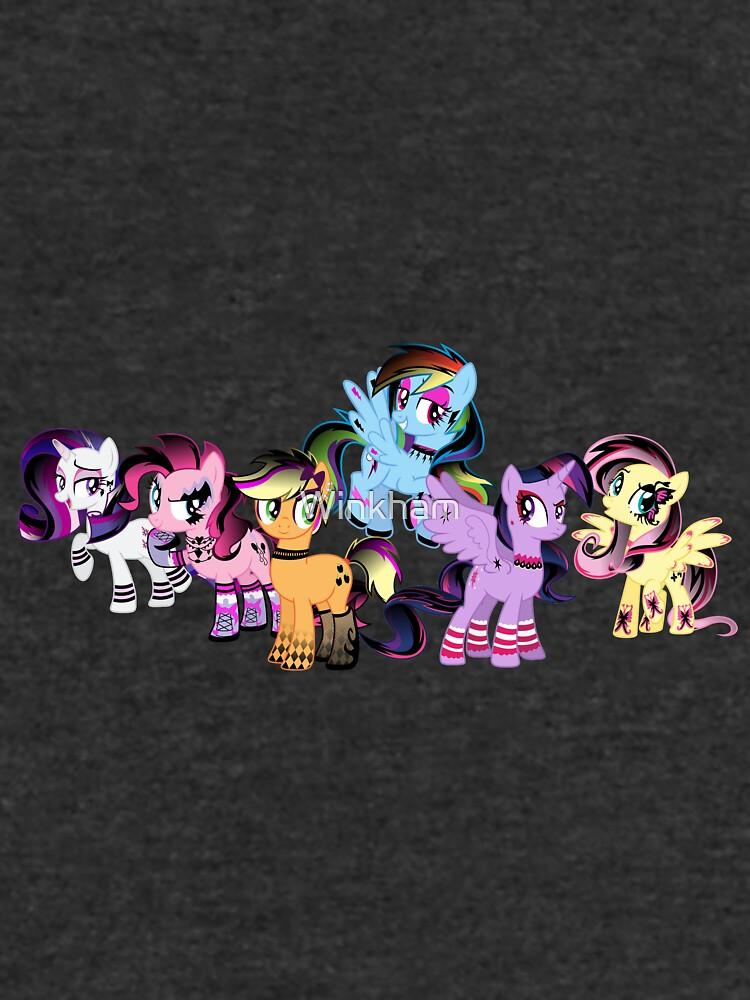Colección My Little Pony de Winkham