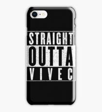 Adventurer with Attitude: Vivec iPhone Case/Skin