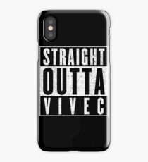 Adventurer with Attitude: Vivec iPhone Case