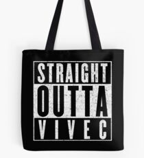 Adventurer with Attitude: Vivec Tote Bag