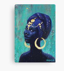 African Queen Wall Art
