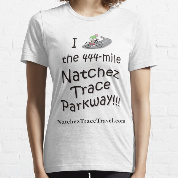 I Biked the Natchez Trace Parkway. Essential T-Shirt