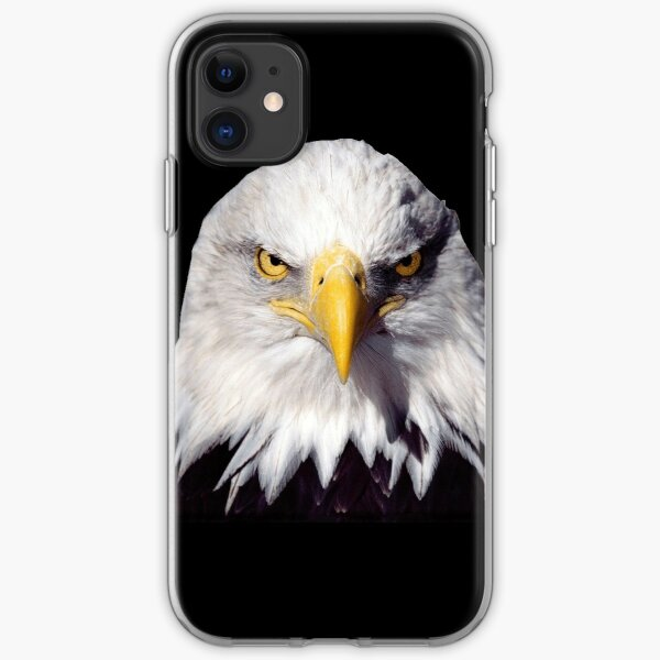 Dark Black Eagle Iphone Cases Covers Redbubble