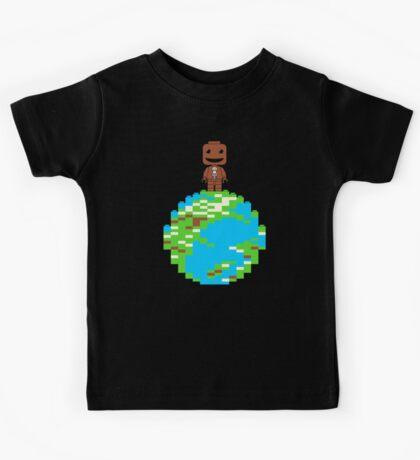 LITTLE BLOCK PLANET Kids Clothes