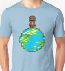 LITTLE BLOCK PLANET Unisex T-Shirt