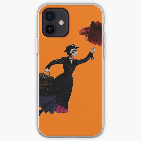 Brolly Poppy iPhone Soft Case