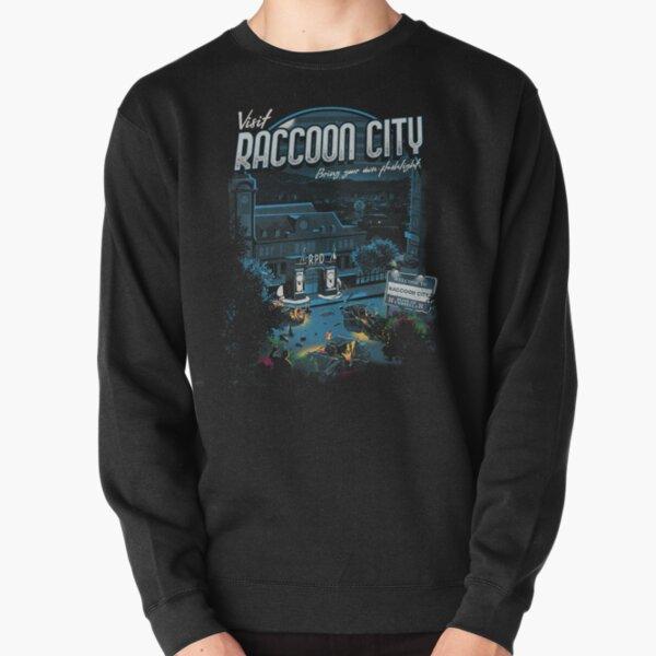 Visita Raccoon City Sudadera sin capucha