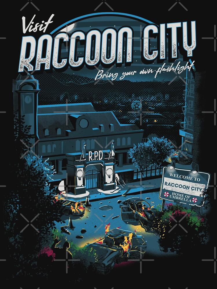 Visit Raccoon City by rustenico