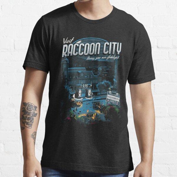 Visitez Raccoon City T-shirt essentiel