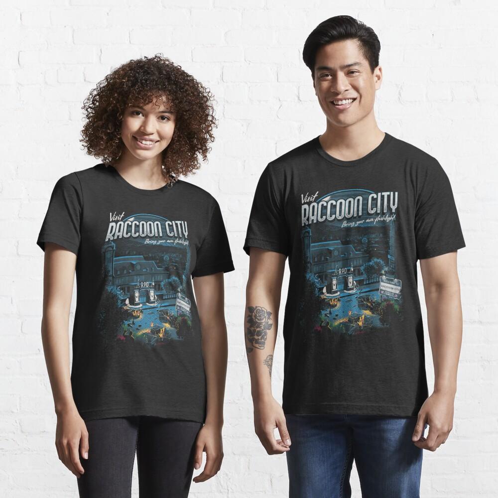 Visit Raccoon City Essential T-Shirt