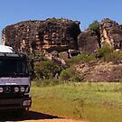 The magic of Arnhem Land - great rockscape! by georgieboy98