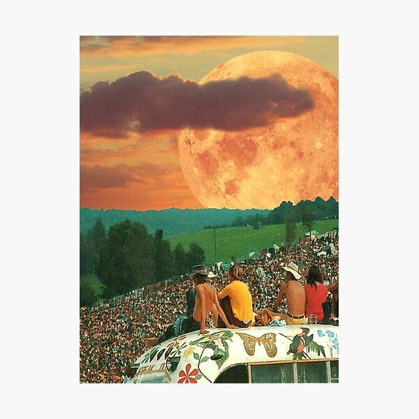 Woodstock Dream Photographic Print