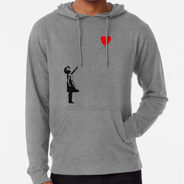 Banksy Balloon Lightweight Hoodie