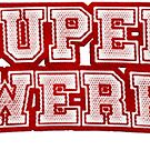 Super Powereds Logo by DrewHayes