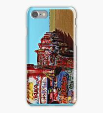Cadillac Ranch iPhone 4 Case iPhone Case/Skin