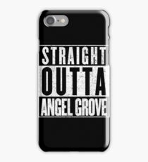 Teenagers with Attitude iPhone Case/Skin