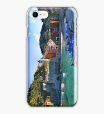 Vernazza Panorama iPhone 4 Case iPhone Case/Skin
