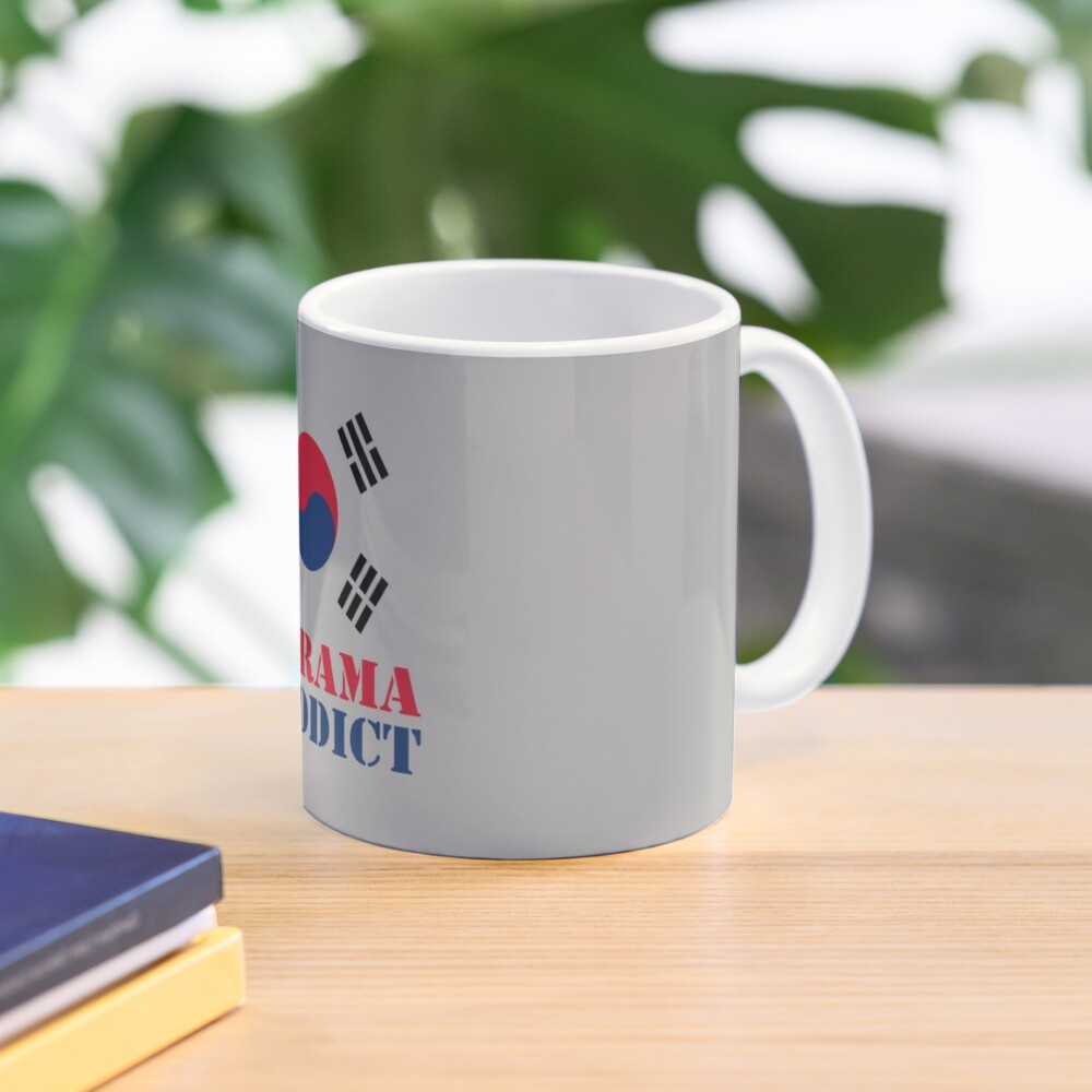 K-drama Addict Mug