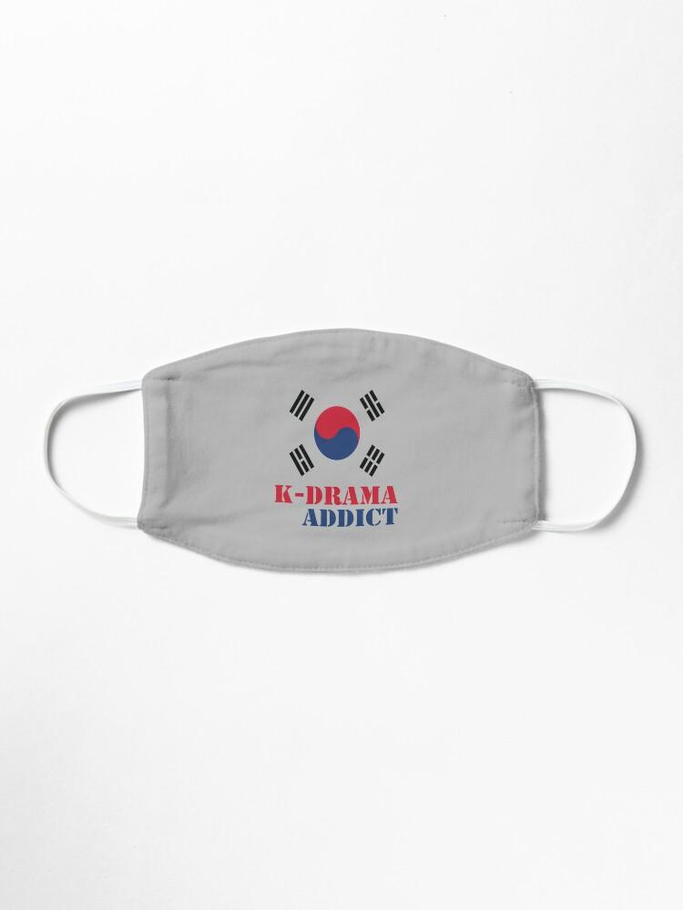 Alternate view of K-drama Addict Mask