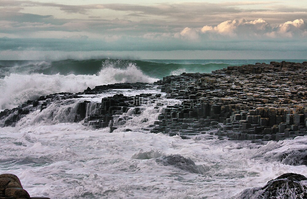 The Angry Sea by Jill Fisher