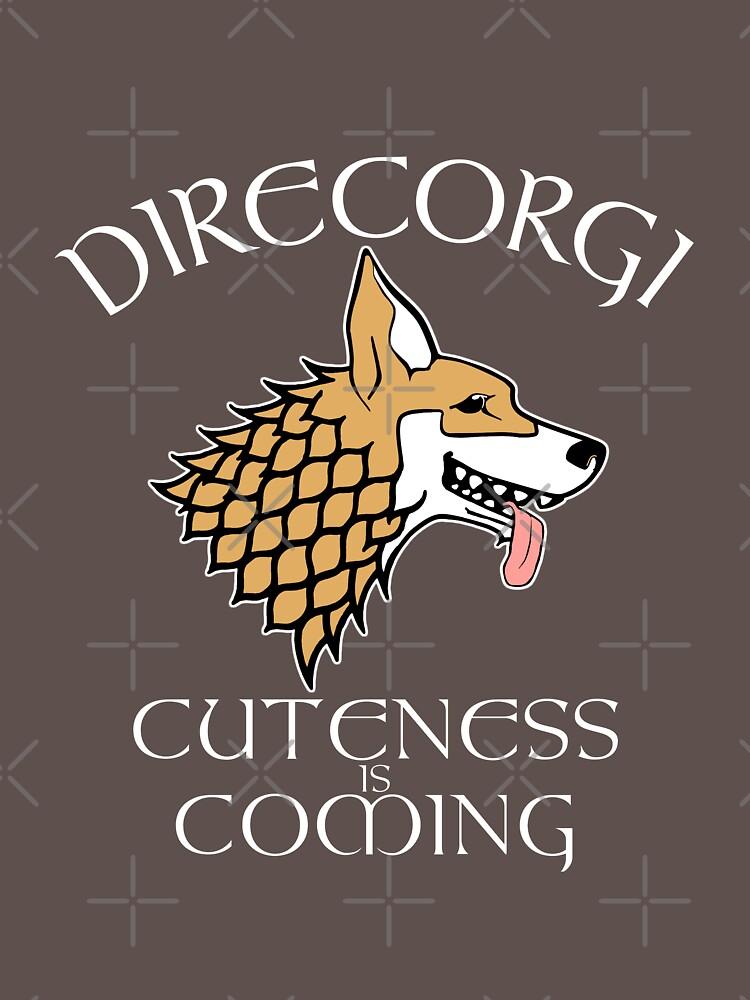 DireCorgi Dark | Unisex T-Shirt