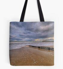 Raafs Beach Hdr Tote Bag