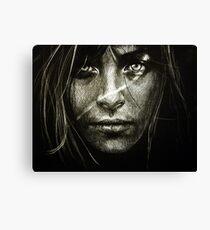 Shudder (VIDEO IN DESCRIPTION!!) Canvas Print