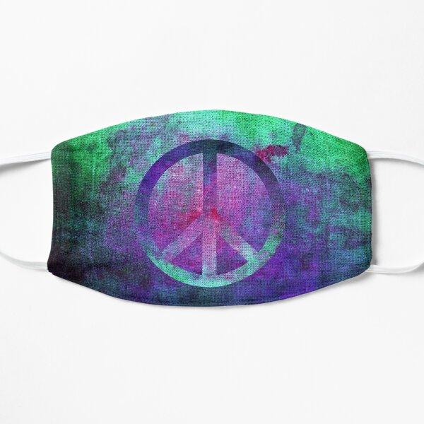 Peace symbol  II Flat Mask
