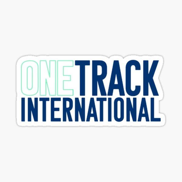ONETrack International Logo Sticker