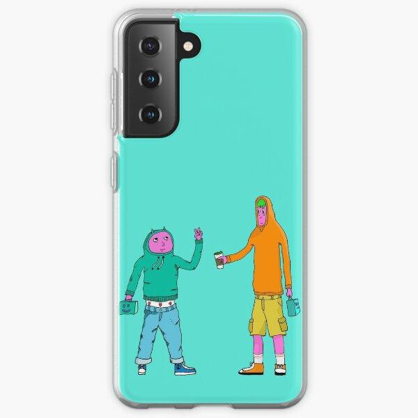 Just Chillin Samsung Galaxy Soft Case