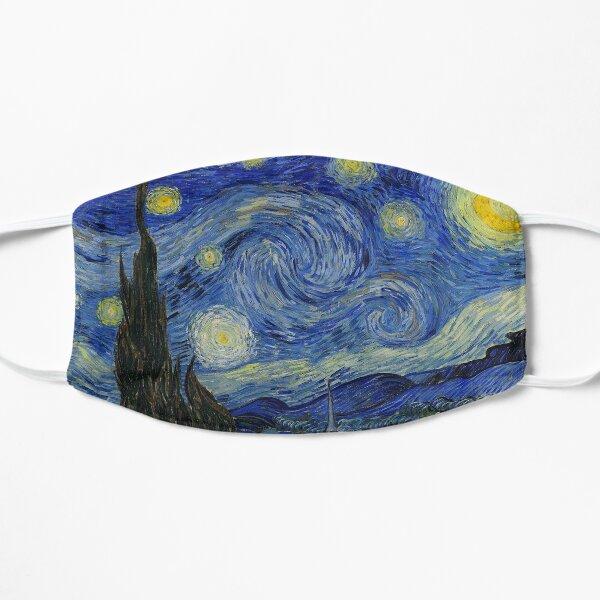 Starry Night Mask Flat Mask