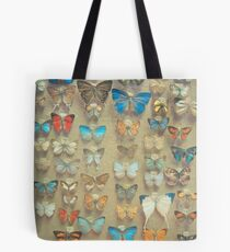 The Butterfly Collection II Tote Bag