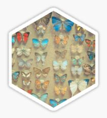 The Butterfly Collection II Sticker