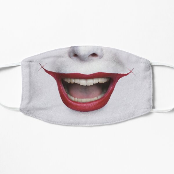 Crazy Clown Smile Mask