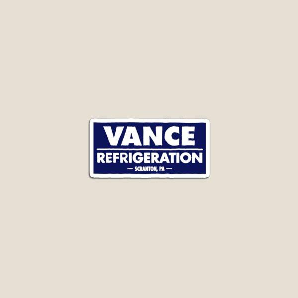 Vance refrigeration Magnet
