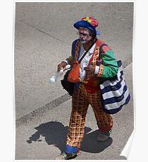 The Lonely Clown - El Payaso Solitario Poster