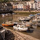 Dartmouth Town Harbour by Jay Lethbridge
