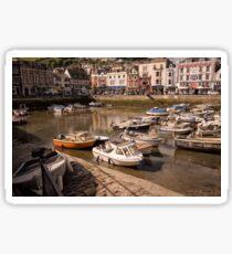 Dartmouth Town Harbour Sticker
