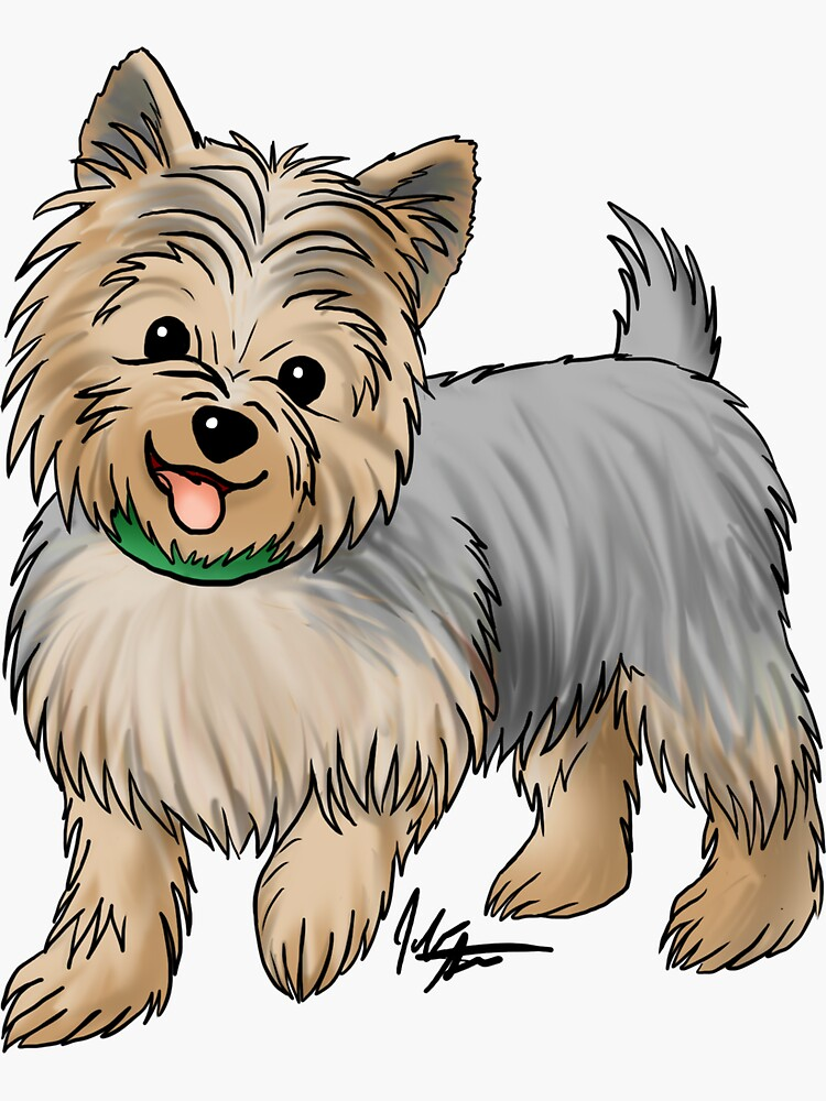 Yorkshire Terrier by jameson9101322