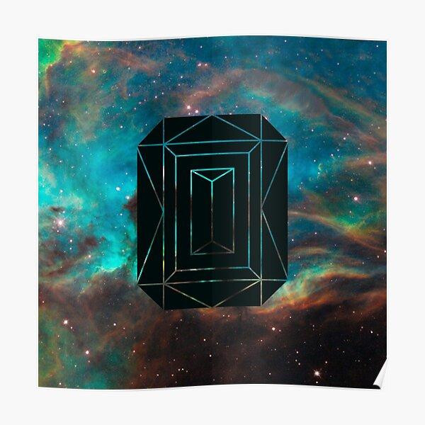 Lord Huron Vide Noir - Seahorse Nebula 2 Poster