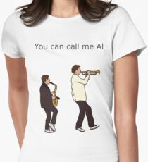 I can call you Betty Women's Fitted T-Shirt