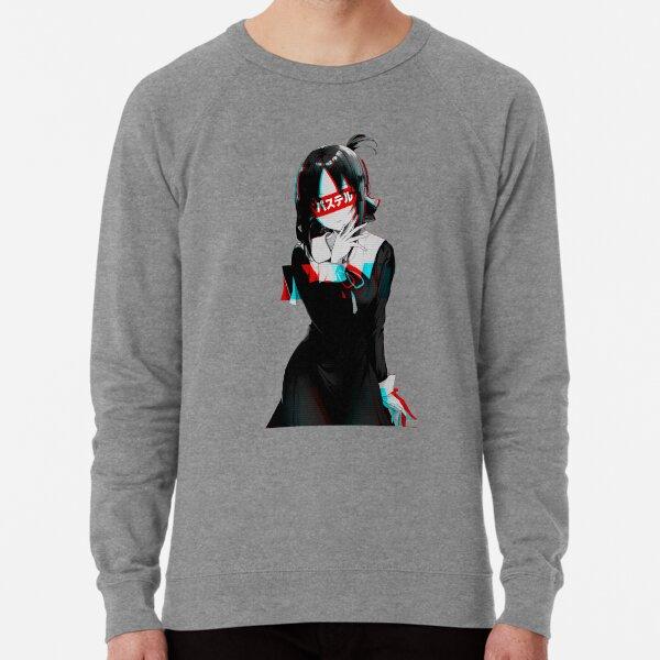 """""""VISION"""" - Shinomiya Kaguya Lightweight Sweatshirt"""