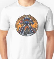 Los Robots Gigantes: It Begins Unisex T-Shirt