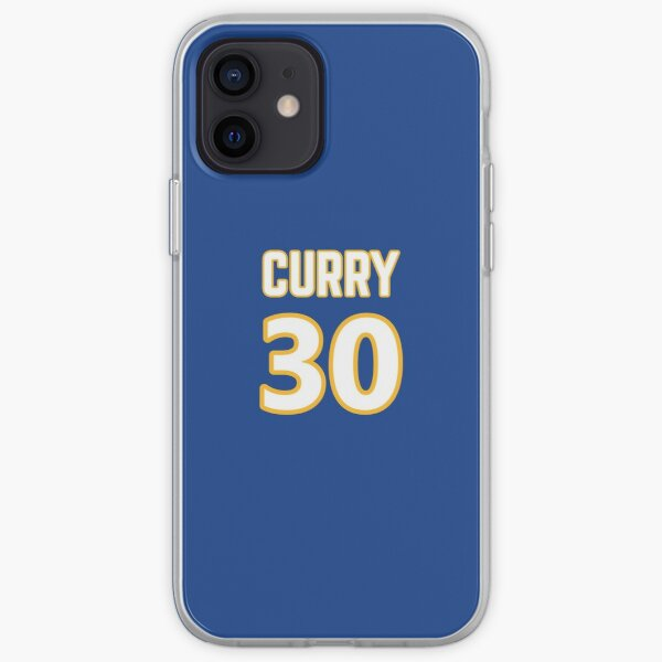 Stephen Curry iPhone Soft Case