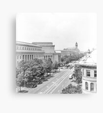 Washington DC Canvas Print