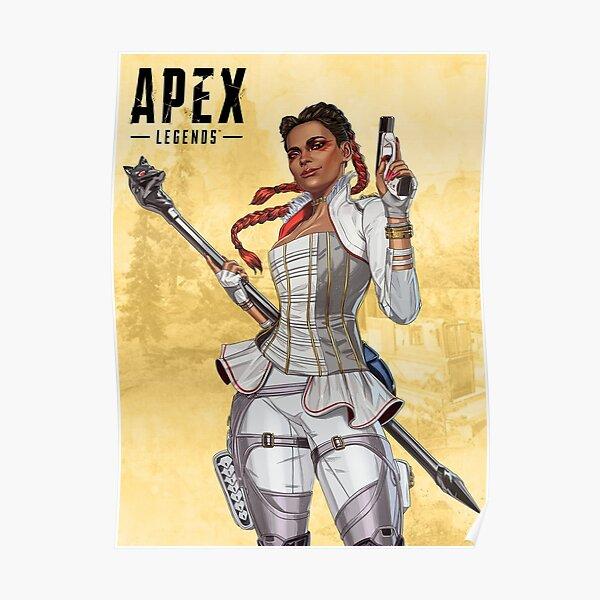 Loba Apex Legends Poster